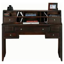 Writing Desk With Hutch Walmart by Eagle Furniture Coastal Customizable Writing Desk With Optional