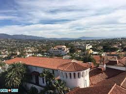 Santa Barbara Courthouse Mural Room by Your Guide To An Epic Santa Barbara Vacation Catchcarri Com