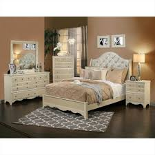 American Signature Bedroom Sets by Home Decoration Marilyn Bedroom Set And Mirror Ebony American