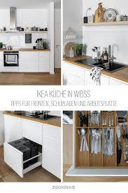 ikea küche in weiß ikea küche küche planen kleine küchen
