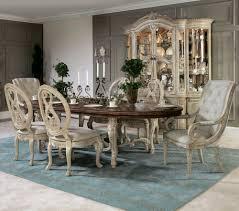 american drew dining room set cherry grove rounded rectangular