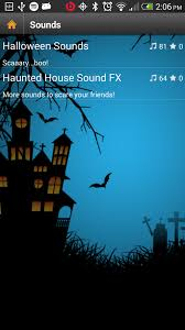 Scary Halloween Ringtones Free by Amazon Com Halloween Sounds Free Appstore For Android