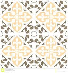 Patterned Vinyl Floor Tiles Retro Linoleum Flooring Medium Size