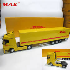 100 Motor Truck Cargo 150 Scale Big Car Alloy Diecast Container