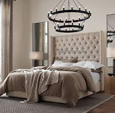 Target Roma Tufted Wingback Bed by Wingback Headboard King With Regard To Roma Tufted Target