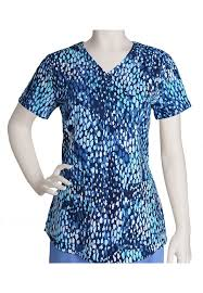 65 best pretty in print scrubs images on pinterest scrub tops