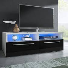 tv hifi tische tv tisch sideboard hochglanz wohnzimmer