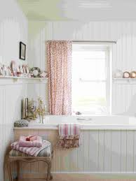 I Love This Old Fashioned Floral Curtains Look So Sweet With The ... Beach Cottage Bathroom Ideas Homswet Bathroom Mirror Ideas Rope With House Mirrors Ninjfuriclub Oval Mirror Above Whbasin In Cupboard Unit Images Vanity Small Designs Decor Remodel Beachy Best On Wall Theme Woland Music Fniture Enjoy The Elegant Fantastic Home Art Extraordinary Style Charming Country Bath Tastic