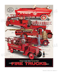 Vintage Large Scale Pressed-Steel Fire Trucks 24 X 30 Print | Etsy Amazoncom Lego City Fire Truck 60002 Toys Games Just Kidz Battery Operated Kirpalanis Nv Car Transporter With 2 Trucks Vehicles Vintage 1972 Tonka Aerial Photo Charlie R Claywell Cek Harga Fisertechnik Blocks Stacking Dan 37 All Future Firefighters Will Love Toy Notes Blippi For Children _ Fire Truck Song Video This Is Where You Can Buy The 2015 Hess Fortune John World 62cm Engine 6000 Hamleys And American Plastic Rideon Gift Toddler For Kids Sandi Pointe Virtual Library Of Collections Dickie Iveco Magirus Online At Universe