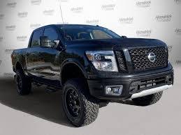 100 Truck Pro Charlotte Nc PreOwned 2018 Nissan Titan PRO4X Pickup In N5121