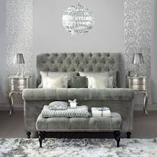 Go For A Palette Of Grey Luxurious Feel In The Bedroom