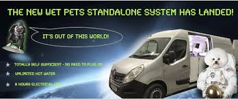 New Wet Pets Standalone Van Conversion System