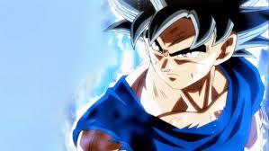 V1 Dragon Ball S Goku Ultra Instinct Live Wallpaper