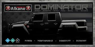 Alkane Truck Co. Unveils Alt-Fuel Humvee-Style Vehicle, The Alkane ...