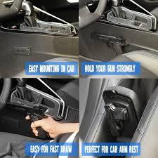 100 Gun Racks For Trucks Lirisy Magnet Mount Magnetic Holder Truck Car Holster For Handgun Rifle Pistol 799 Free SH Over 25