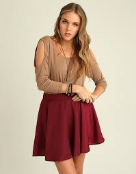 Latest Fashionable Skirts Fashion For Teen Girls