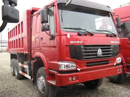 China Sinotruk HOWO Heavy Off-Road Mining Tipping Dump Truck - China ...