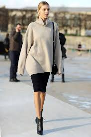 How To Winterize Your Pencil Skirt