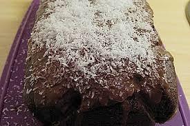 schoko kokos becherkuchen