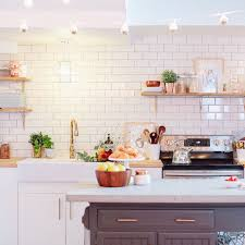 Subway Tiles Kitchen Backsplash Ideas 19 Ways To Use Subway Tile In The Kitchen
