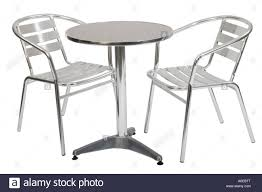 Outdoor Metal Cafe Table And Two Chairs Stock Photo: 9970199 - Alamy Jack Daniels Whiskey Barrel Table With 4 Stave Chairs And Metal Footrest Ask For Freight Quote Goplus 5 Pcs Black Ding Room Set Modern Wooden Steel Frame Home Kitchen Fniture Hw54791 30 Round Silver Inoutdoor Cafe 0075modern White High Gloss 2 Outdoor Table Chairs Metal Cafe Two Stock Photo 70199 Alamy Stainless 6 Arctic I Crosley Kaplan 4piece Patio Seating Oatmeal Cushion Loveseat 2chairs Coffee Rustic And Pieces Glass Tabletop Diy Patterns Pads Brown Tufted Target Grey