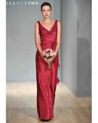 pink and red bridesmaid dresses martha stewart weddings
