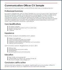 Communication Skills Examples For Resume Sample Modern Template What To Put On A