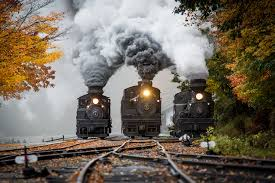 Halloween Eerie Express Chattanooga by Full Steam Ahead By Walter Scriptunas Ii On 500px Crazy About