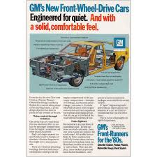 100 Rush Truck Leasing Amazoncom RelicPaper 1979 GM FrontWheel Drive Cars Engineered
