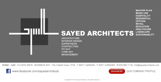 100 The Architecture Company Yaser Alsayed Architects