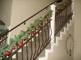 Do It Yourself Duo: Garland Banister Revamped Home Depot Bannister How To Hang Garland On Your Banister Summer Christmas Deck The Halls With Beautiful West Cobb Magazine 12 Creative Decorating Ideas Banisters Bank Account Season Decorate For Stunning The Staircase 45 Of Creating Custom Youtube For Cbid Home Decor And Design Christmas Garlands Diy Village Singular Photos Baby Nursery Inspiring Stockings Were Hung Part Adams
