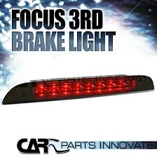 Brake Lamp Bulb Fault Ford Focus 2016 by 00 04 Ford Focus Replacement Smoke Led 3rd Brake Light Stop Tail