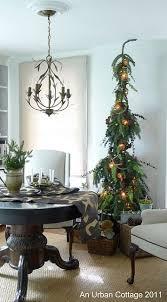 An Urban Cottage Woodland Themed Christmas Tree