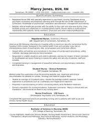 Nursing Tutor Resume