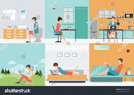 Freelance Set Various Cartoon Character Design Stock Vector ... Freelance Programmer Coder Character Dude Work Stock Vector 100 Design Jobs Working From Home Freelancers News Topics Homefreelanceold Computer Books Objects On Set Flat Elements Office 207426172 Stunning Graphic Designer Photos Decorating Glamorous Wonderful Fresh At Best 3 22478 And In Workplace Fniture Concept Images Web