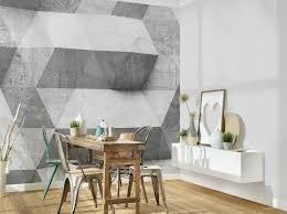 fototapete digitaldruck 3d beton steinwand grau 255 x 350 cm dd118730