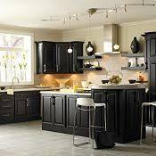 Kitchen Cabinet Design Villa Maple Black Kitchen Cabinet Heirloom