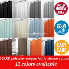 Thermal Curtain Liner Fabric by Wholesale Shower Curtains Wholesale Shower Curtains Suppliers And
