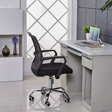 Bariatric Office Desk Chairs by Amazon Com Vecelo Adjustable Computer Office Task Chair 360