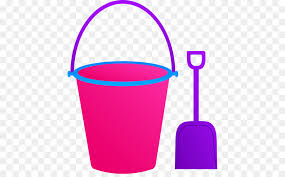 Bucket And Spade Beach Clip Art