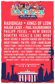 Pitchfork Music Festival See More Lollapalooza 2016