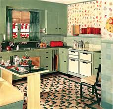 The Peak Of Kitchen Taste In 1930s Was A Range That Looked Like Sideboard