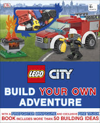 100 How To Build A Lego Fire Truck LEGO City Your Own Dventure By DK Penguin Books Ustralia
