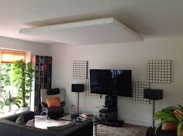 pimp my wohnzimmer mit selbstbau deckensegel akustik hifi