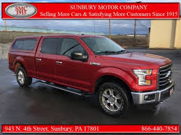100 Pickup Trucks For Sale In Pa 2016 FORD F150 Truck
