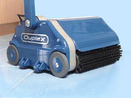 Tile Floor Scrubbers Machines by Duplex 280 Floorscrubber