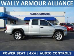 Pre-Owned 2003 Dodge Ram 1500 Laramie Crew Cab Pickup In Alliance ...