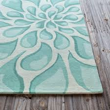 Area Rugs Magnificent Aqua Area Rugs Great Round For Teal Rug