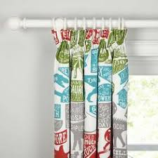 Lined Curtains John Lewis by Little Home At John Lewis Robots Pencil Pleat Blackout Lined