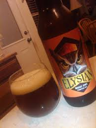 Elysian Pumpkin Ale Alcohol Content by Elysian Night Owl Pumpkin Ale Weird But Surprisingly Good